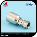 hydraulic hose fitting Rubber hose fitting.
