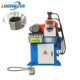 Low price single head carbon steel pipe chamfer bars grinding machine