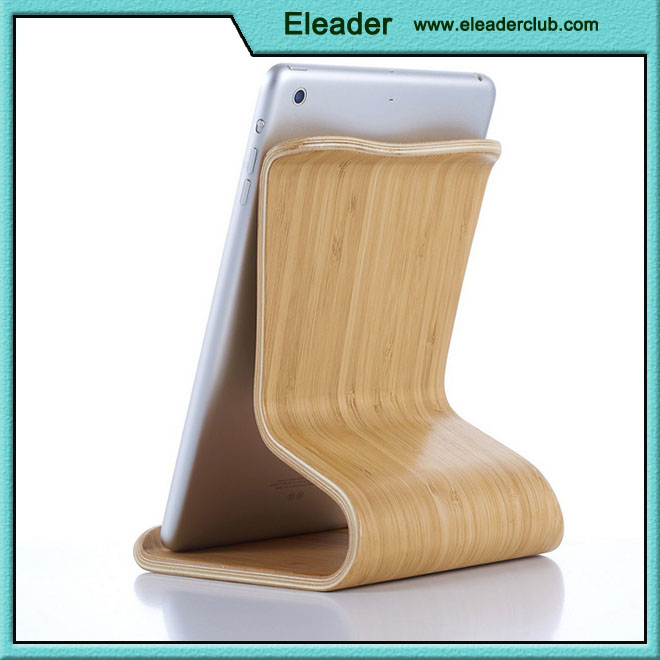 for wood ipad air 2 natural holder stand
