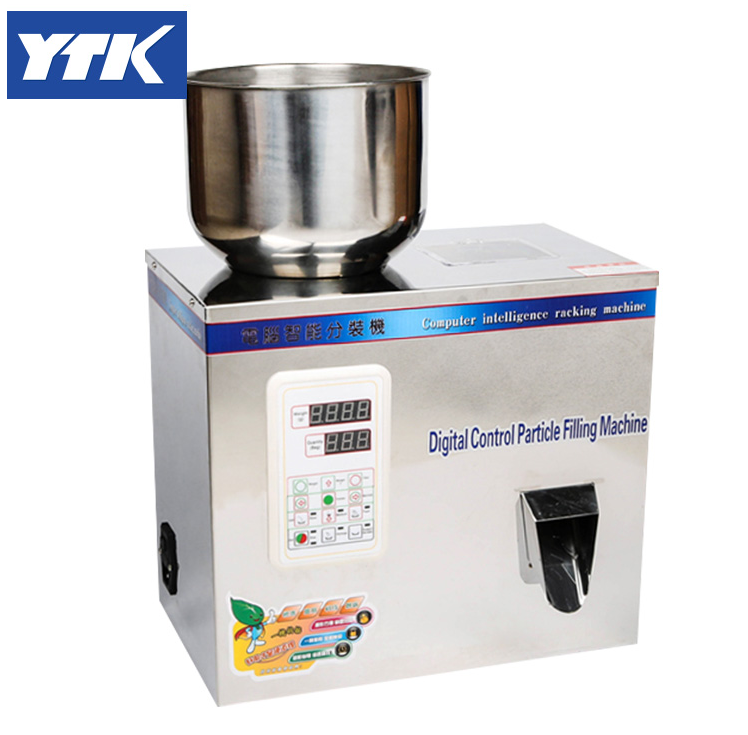 Automatic Small Powder Weighing and Filling Machine