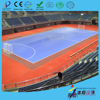 Factory price PP environmental friendly interlocking futsal court flooring manufacture indoor outdoor