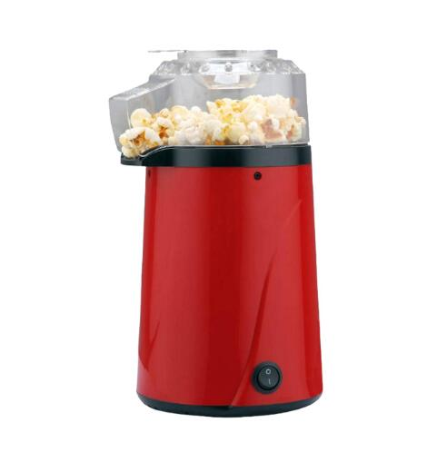 2019 New design high quality classic automatic electric hot air popcorn maker