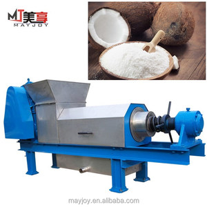 MAYJOY high output stainless steel coconut meat extractor machine