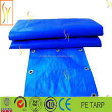 waterproof uv protective all kinds tarpaulin sizes popular in Europe market