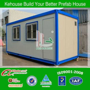 Portabe EPS prefabricated container with competitive price
