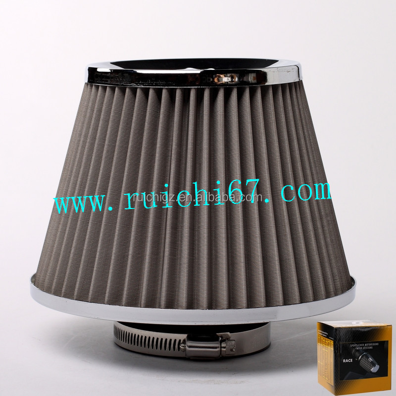 Performence Car Air Cleaner : High performance sport air filter for car buy