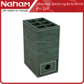 NAHAM Customer Desktop Storage Drawer PU Paper Desk Organizer