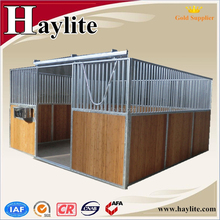 Indoor Safety wooden Horse Stalls horse stables panels Factory made