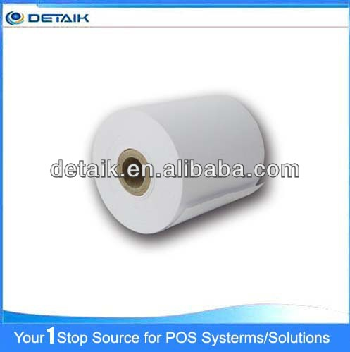 POS thermal cash register printing paper / thermal paper rolls 58mm