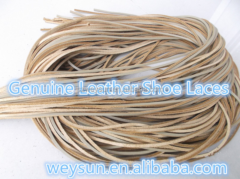 real leather shoe laces buy real leather shoe laces
