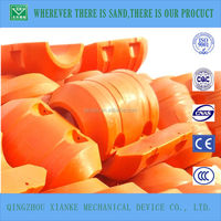 Dredging pipe floater/floats