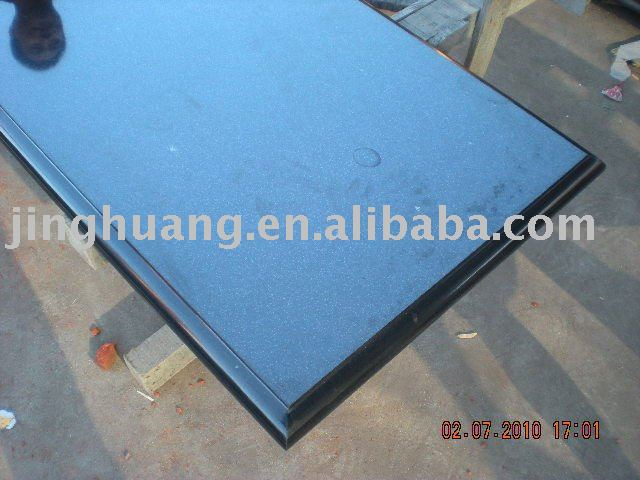 shanxi black granite slab with golden spots