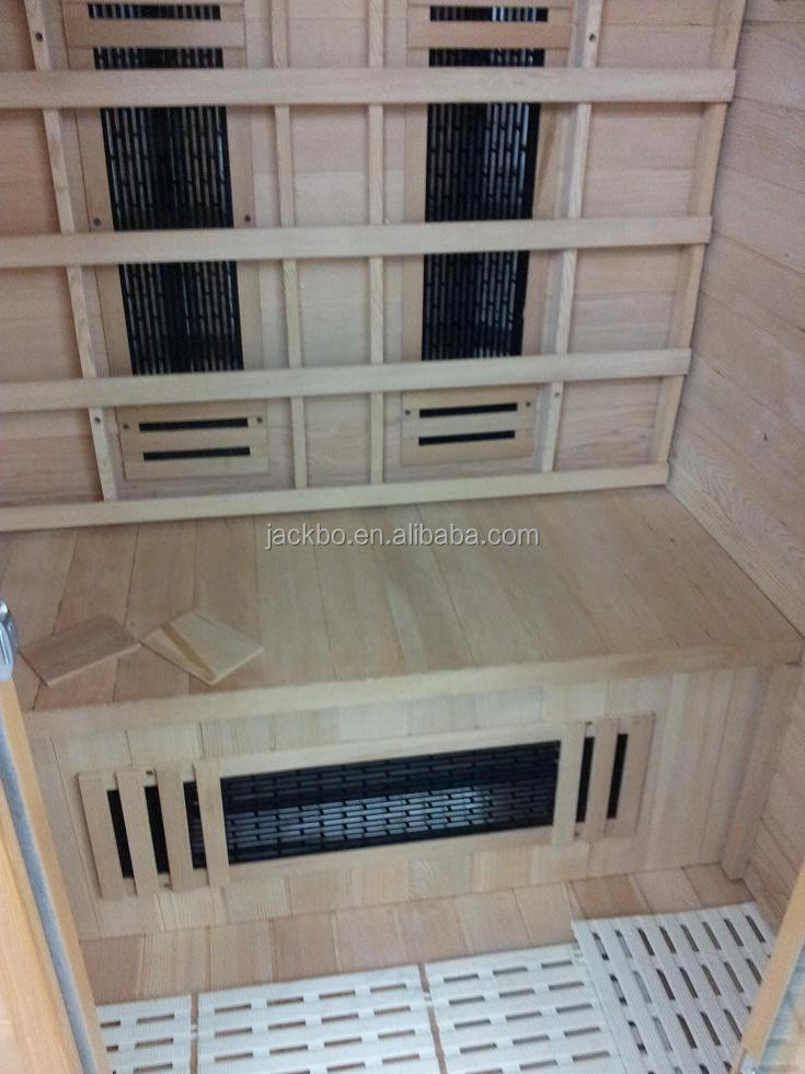 how to use infrared sauna
