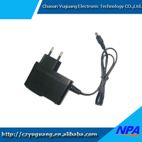 Hot Sale AP-1210A SWISS plug power adapter