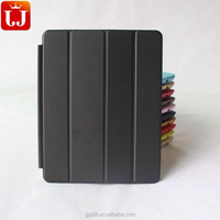Hot Promotional Magnetic Smart PU leather Covers for ipad3 5 6