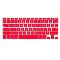 Candy Color Ultrathin 0.30mm Silicone Keyboard Spill Guards for 13'' laptops