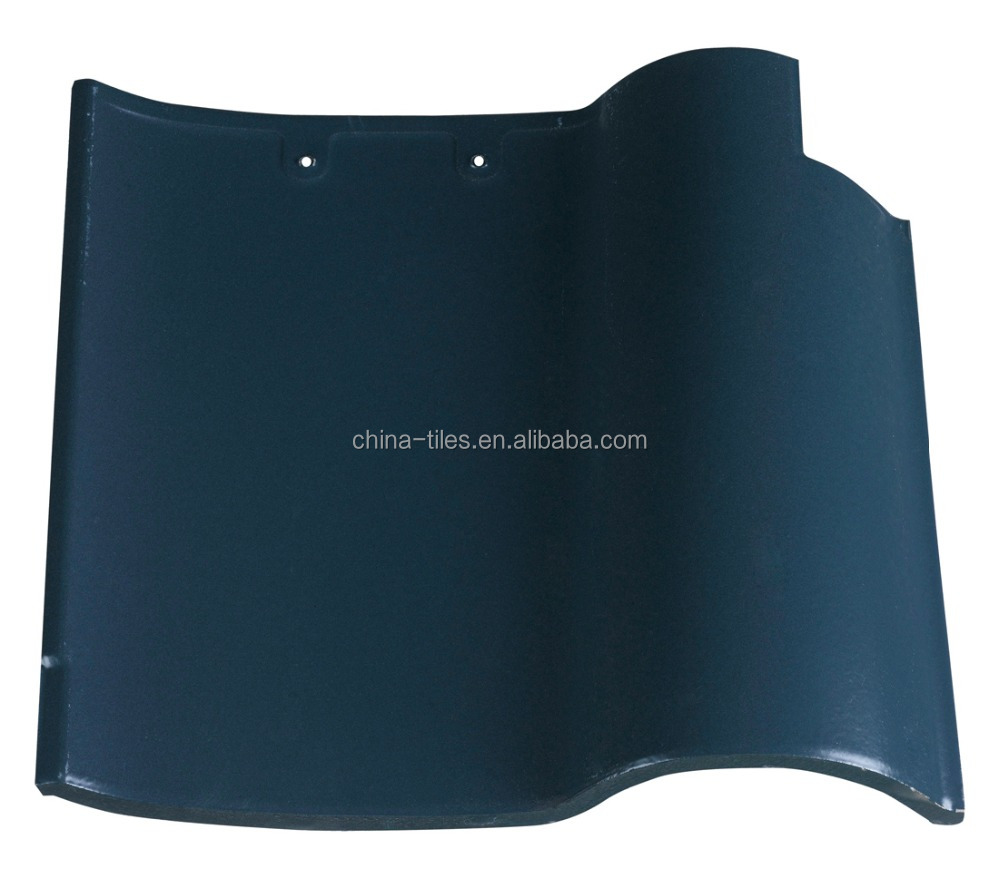 310*310mm Clay Material spanish ceramic roof tiles