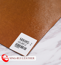 New Type Top Sale 100% Pu Synthetic Leather