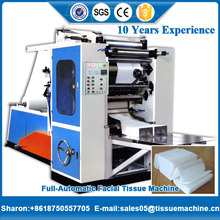 Used machine Lane towel paper converting machine for medical use