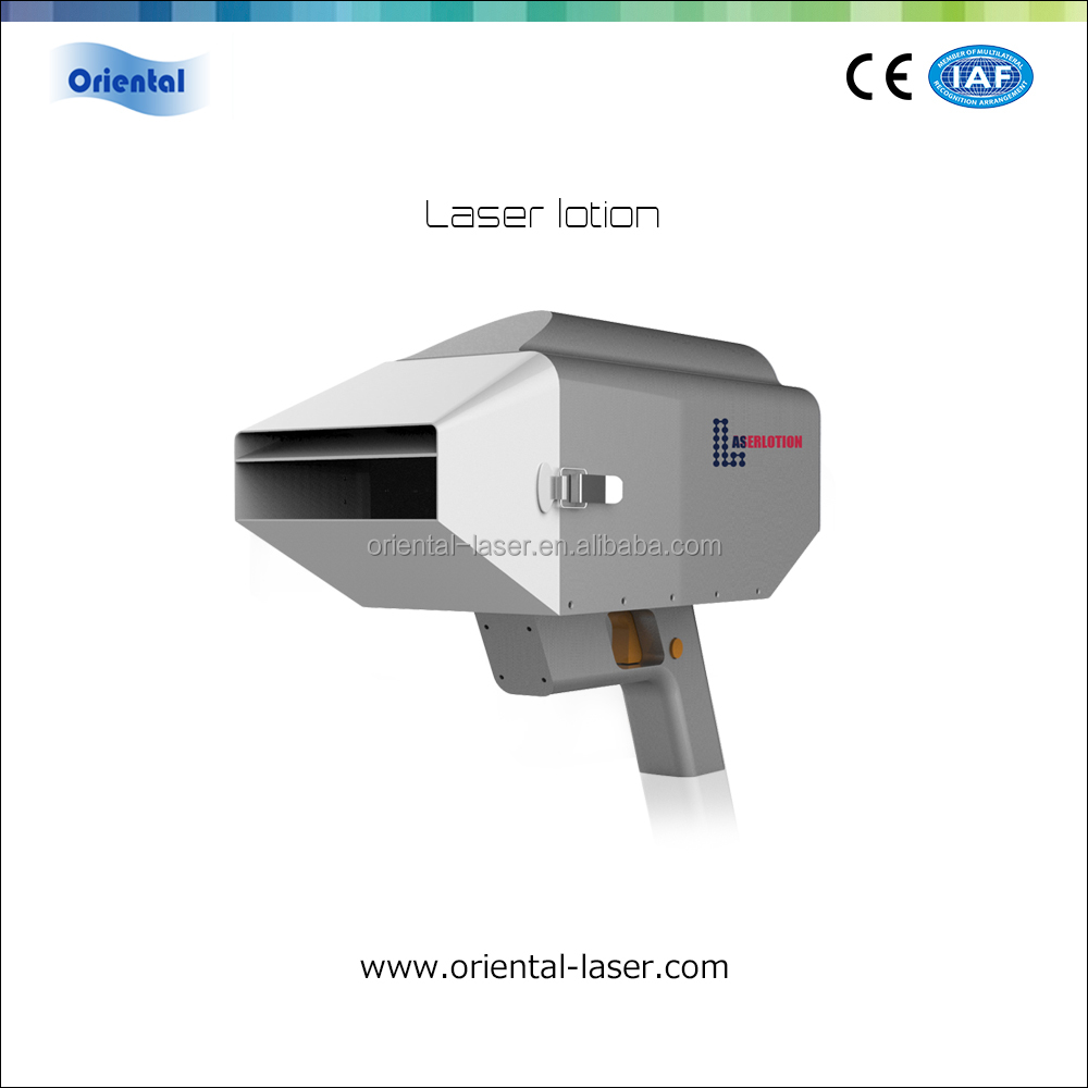 Optional beam switched DPSS laser rust cleaner