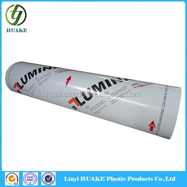 Milky White LDPE Blue Film Video