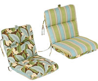 Replacement Reversible Patio Chair Cushion