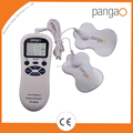 Portable digital tens machine