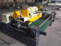 wood log cutting machine, wood log debarker