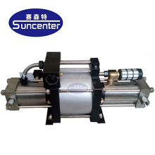 Suncenter 1 Mpa-80 Mpa air pressure gas booster