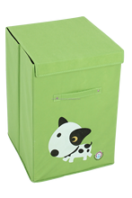 PP non-woven fabric folding Baby storage box,storage bin with competitive price