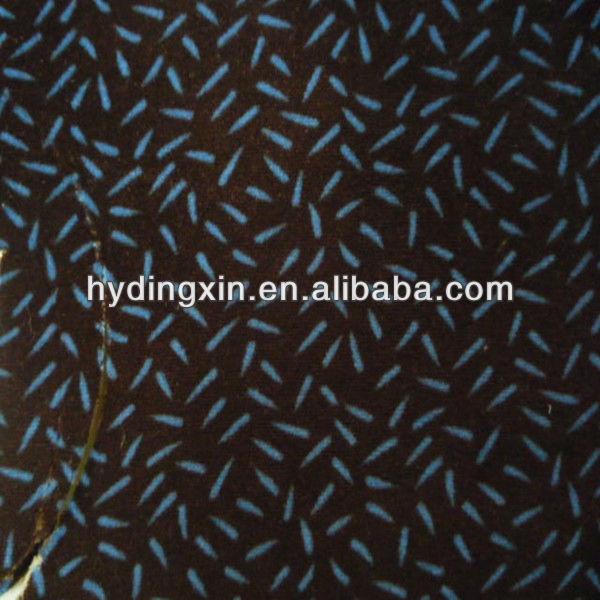 100% Polyester Animal Print Fabric for Car Seat