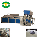 Newest high speed maxi toilet paper cutting machine