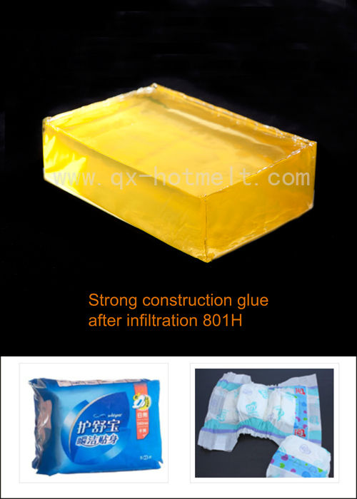 Wet Strong Type Construction Adhesive
