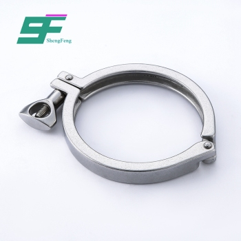 Sell well exquisite workmanship stainless steel sanitary heavy duty clamp
