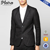 Polyester Skinny Fit Tailored Suit Jacket