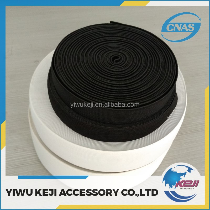 Yiwu Factory Wholesale Woven And Knitted Custom Elastic Bands for Clothes