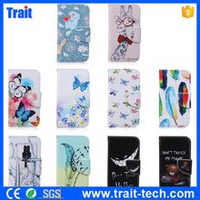 2016 Wallet Style Card Holder Magnetic Case for iPod Touch 5