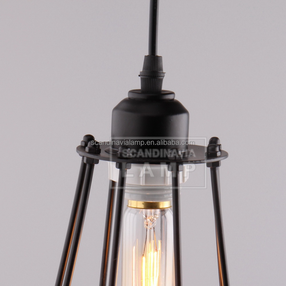 Vintage edison style industrial retro diy chandelier for Diy led chandelier