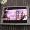 P16 led flat panel displays pantalla advertising outdoor screen