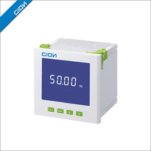 Digital display 60 hz ac dc panel frequency meter