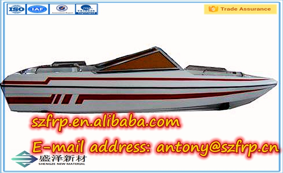 Good quality High Sea Speed Boat With Strong Power