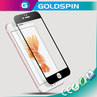 Factory supply 9H Color Tempered Glass Screen Protector For Apple iPhones