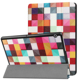 Deluxe Fashion Wallet Leather Case Flip Cover Kickstand For iPad 234 Air Mini 9.7 Pro 10.5 Samsung Tab A S