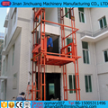 warehouse hydraulic cargo lift/goods lift/ freight elevator