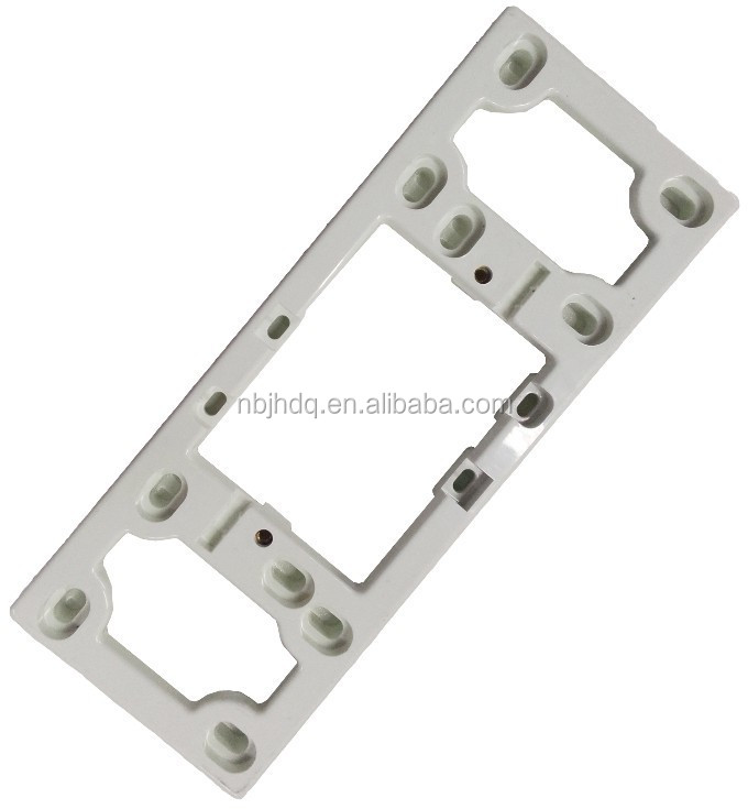 made in China Australia ABS/PC mounting block