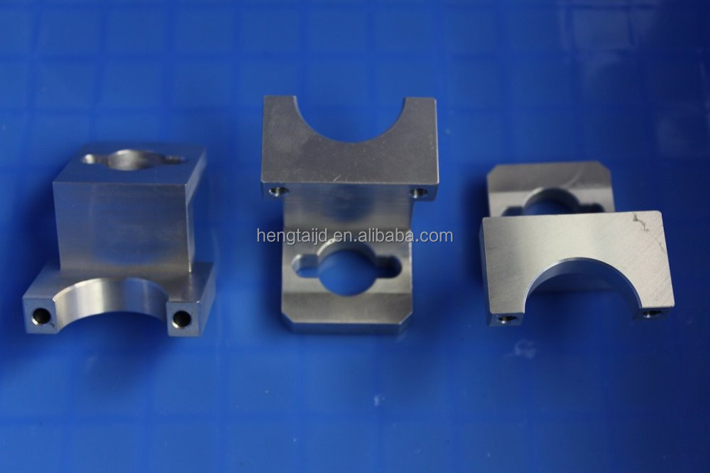 A5082 cnc machining spare part/ anodized surface finish