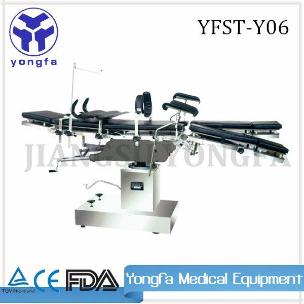 YFST-Y06 Best Quality Cheapest Price operating table