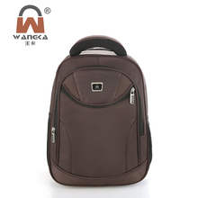China supplier new product ideas 2018 Wholesale fashion 17 inch school travel shoulder bag nylon funky laptop backpack bags