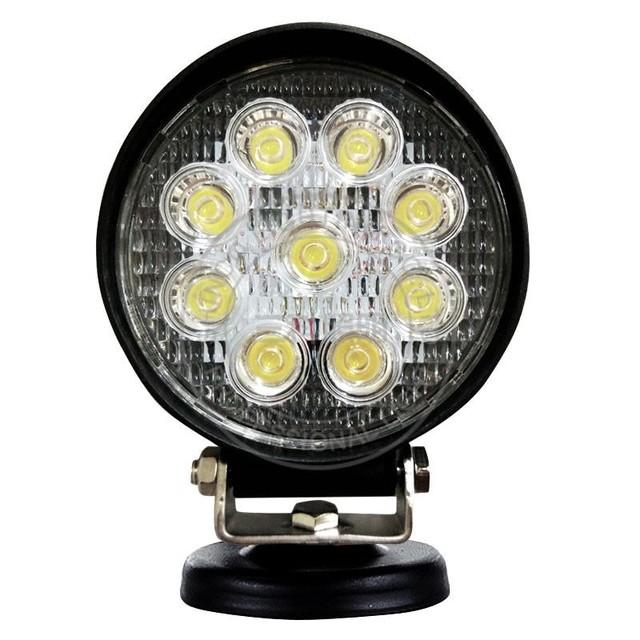 led work light magnetic base 27w flood beam tractor work lamp SC-1027