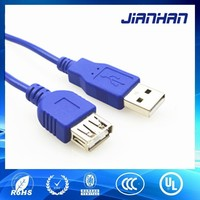 factory wholesale high quality usb extension cable for mobile phone computer made in china alibaba